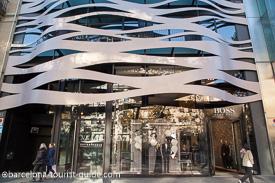 4a4d400c1c2c2 Tienda Hugo Boss en Passeig de Gràcia