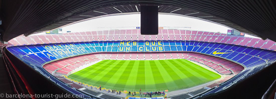 Camp Nou du FC de Barcelone - Camp Nou