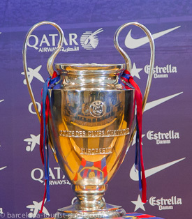 European Champion's League Cup