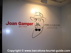 Joan Gamper Exhibition