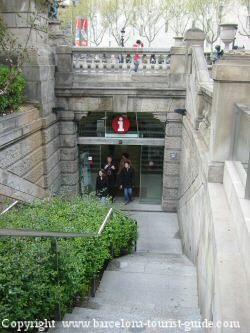 Barcelona tourist information offices guide - Office du tourisme barcelone ...