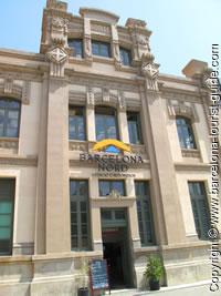 Facilities at estaci nord bus station for Hotel de paris barcelona
