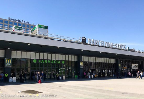 How To Transfer From Barcelona Airport To Reus