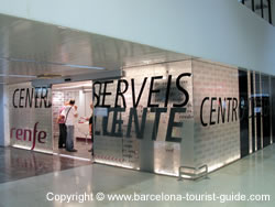 AVE Customer Service (Centre Serveis)