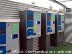Parking Pay Stations