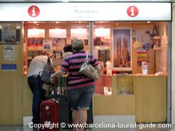 The Tourist Information Desk
